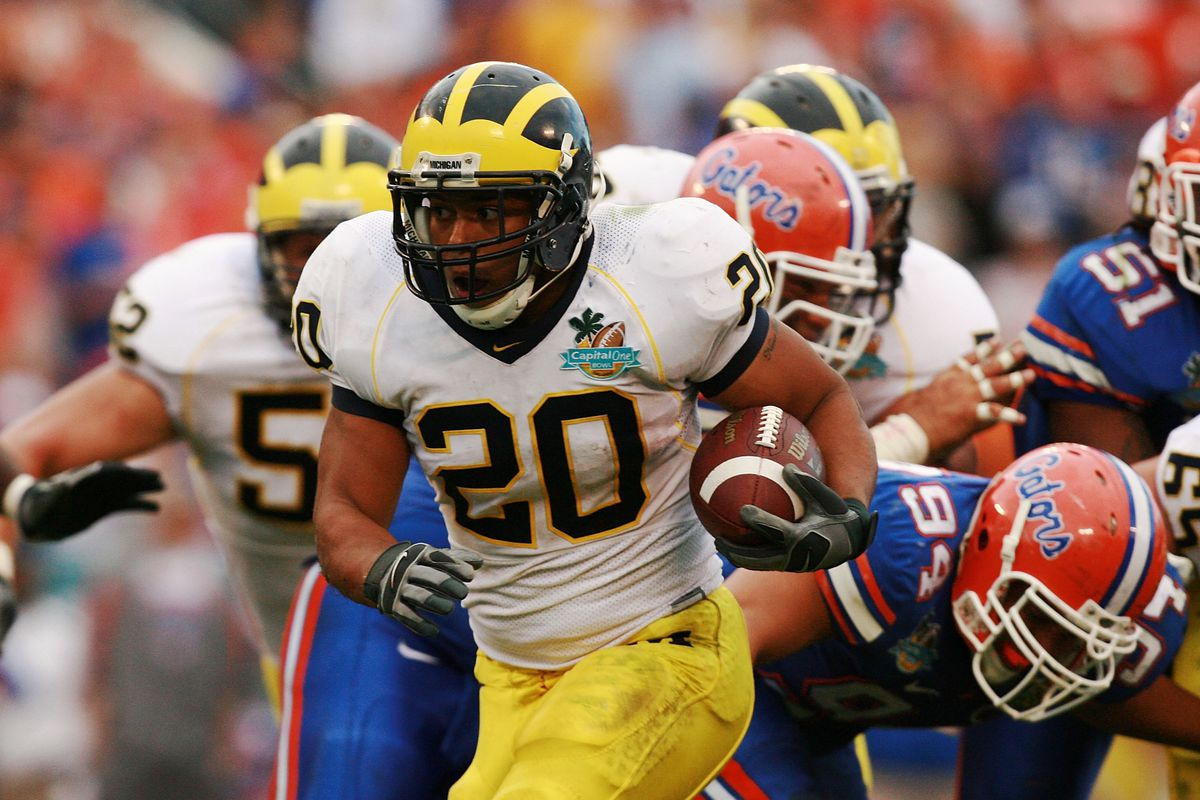 Capital One Bowl - Michigan v Florida