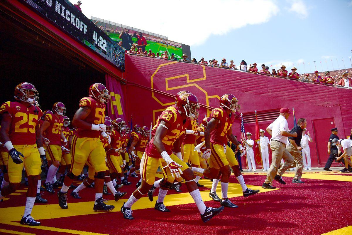 Western Michigan v USC