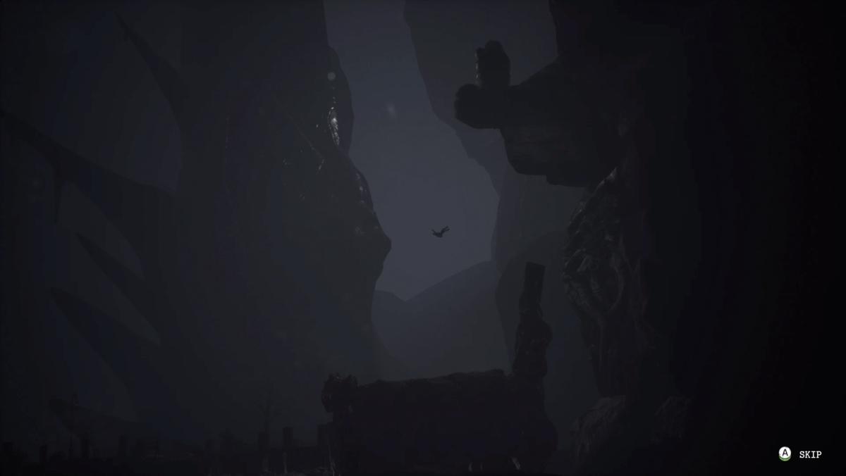 The Sinking City sacrifice ending