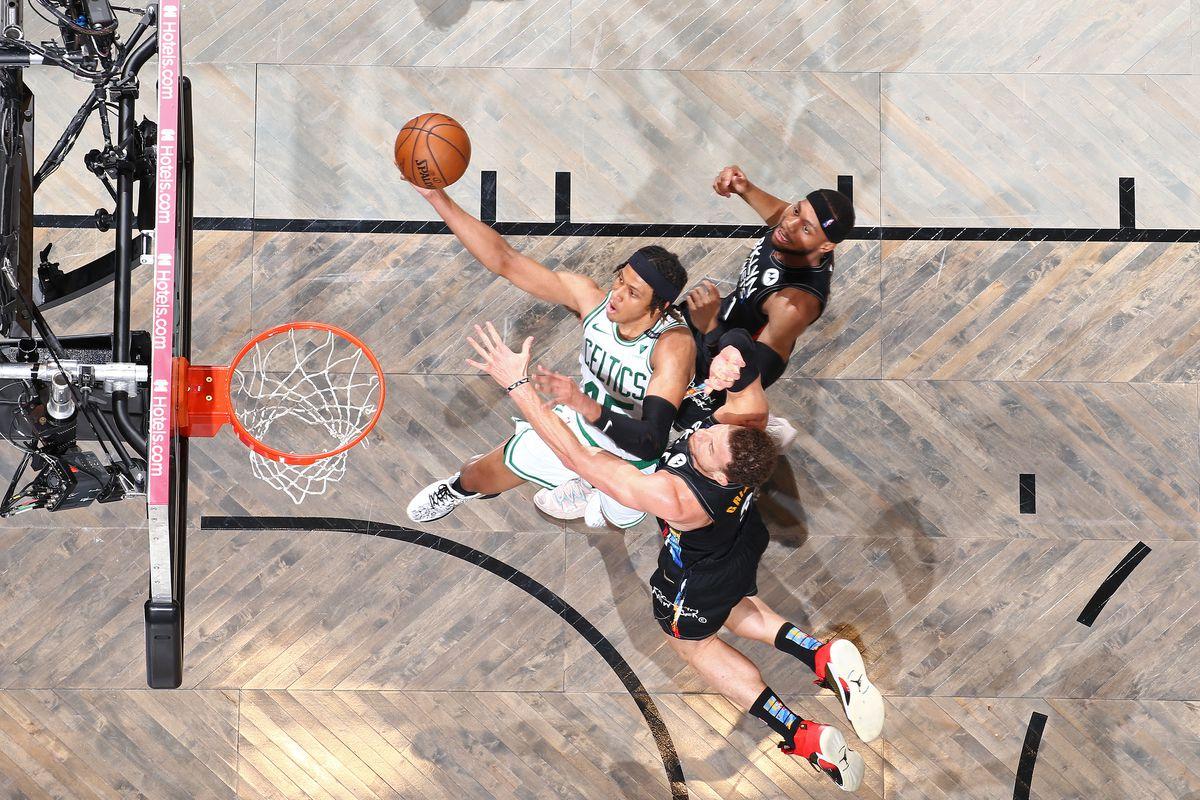 2021 NBA Playoffs - Boston Celtics v Brooklyn Nets
