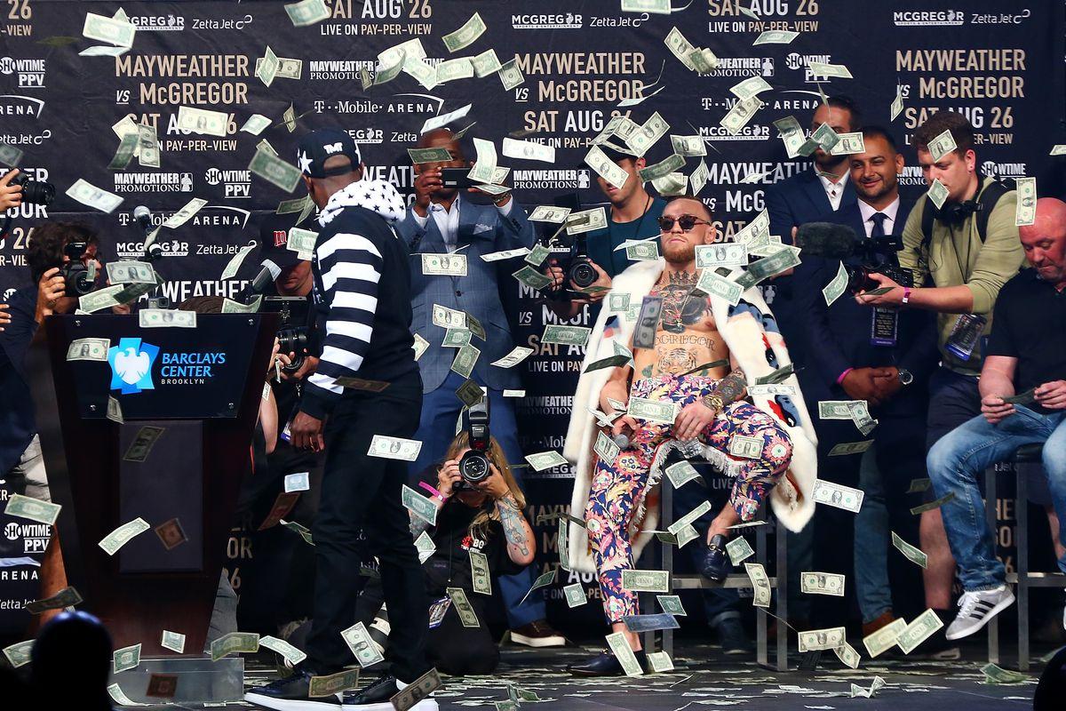 Conor McGregor thừa nhận đã đổ tiền vào sai chỗ