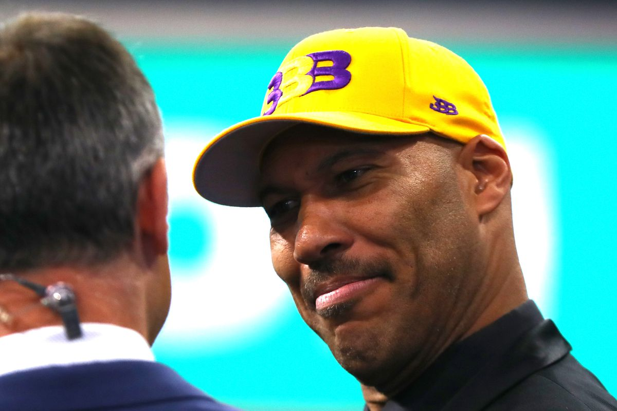 LaVar Ball says Lakers trading Lonzo Ball would be the  worst move they  ever made  a86c702ac775