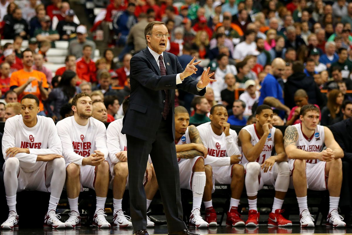 I guess we'll be seeing more of Lon Kruger, at least today.