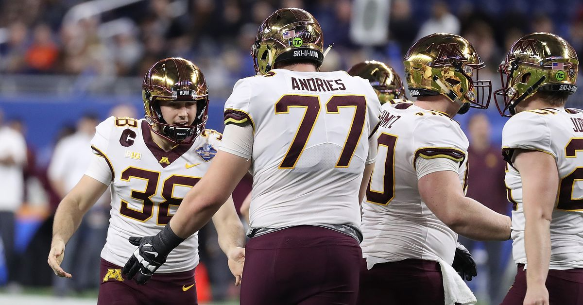 Minnesota Football: Spring Position Preview