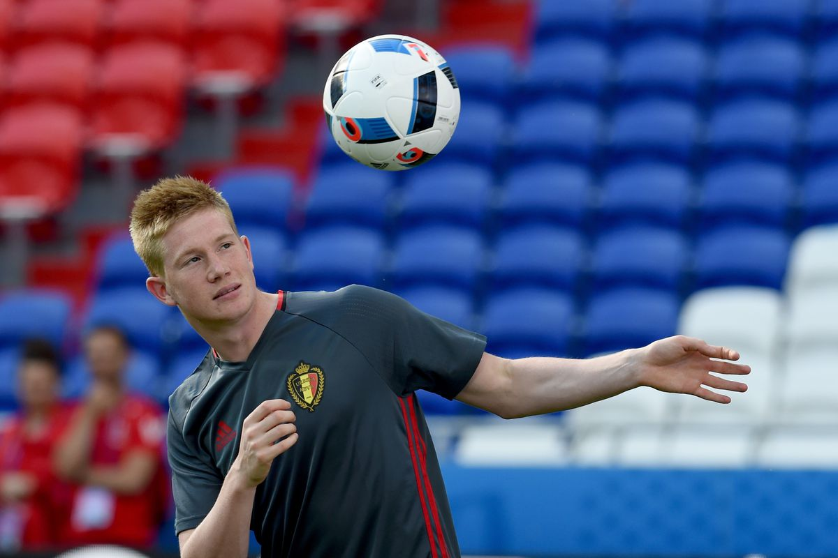 Belgium Press Conference and Training Session