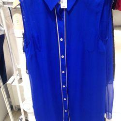 Caroline Constas shirt dress, $124.50