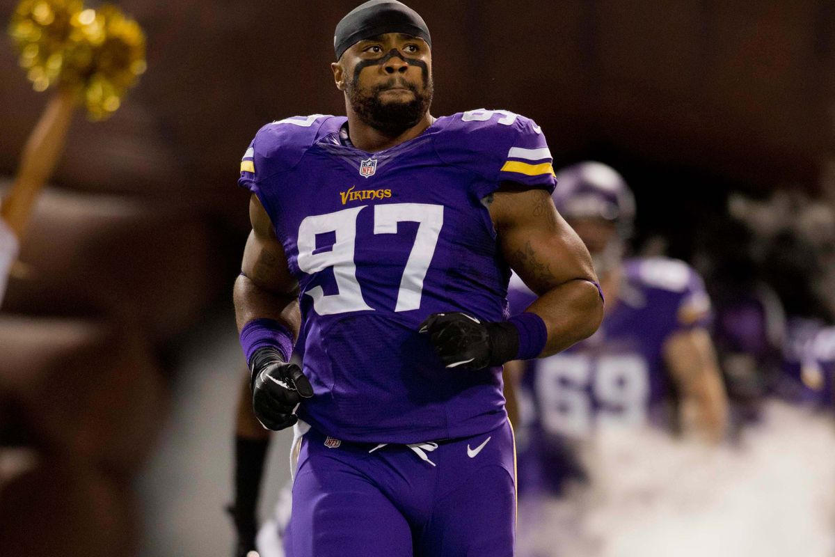Everson Griffen Contract No Reason To Freak Out Daily Norseman