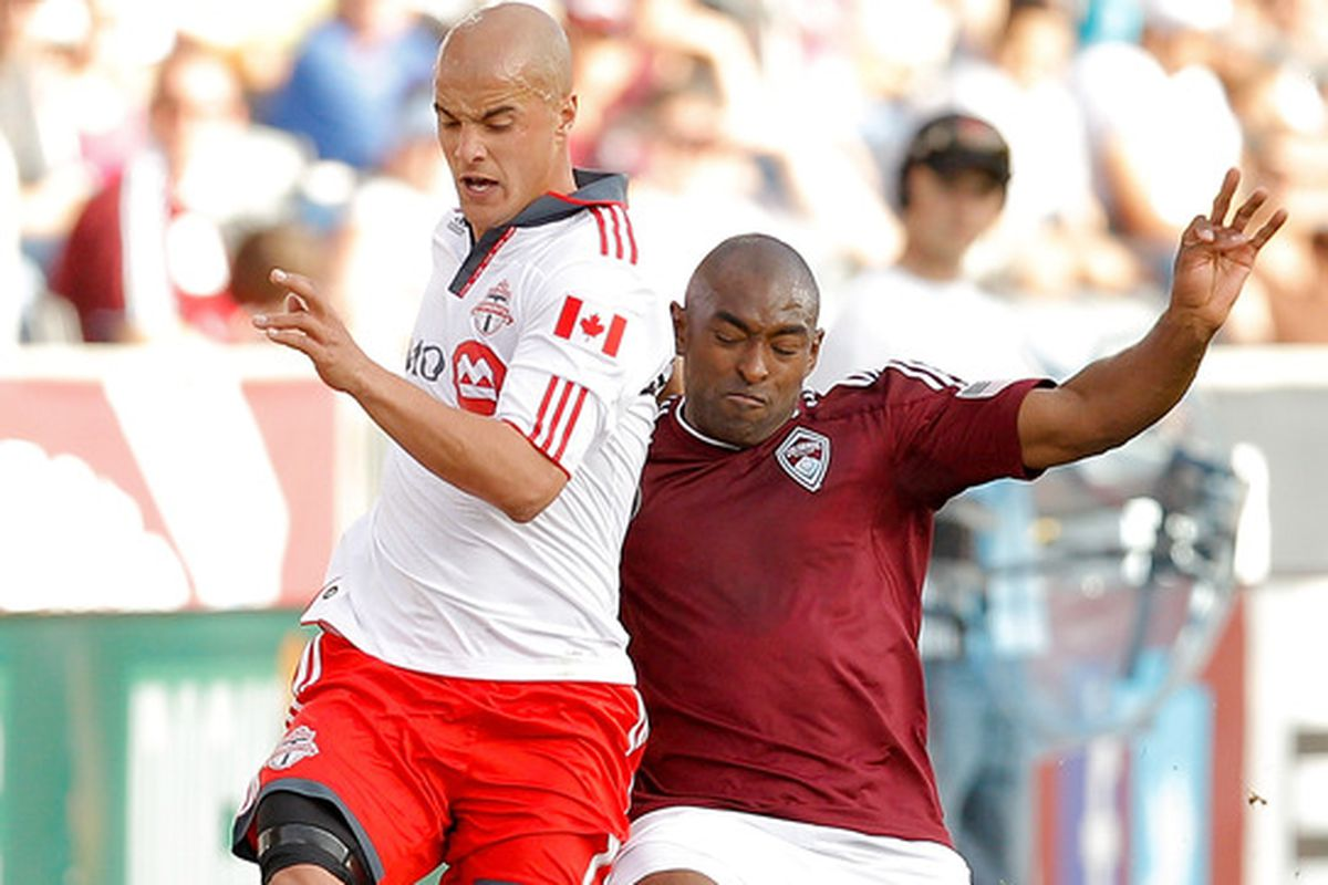 Another former TFC player returns to BMO field this week.