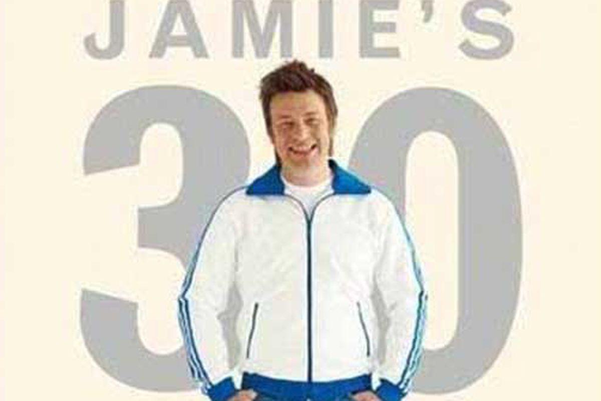 Jamie Oliver's latest book