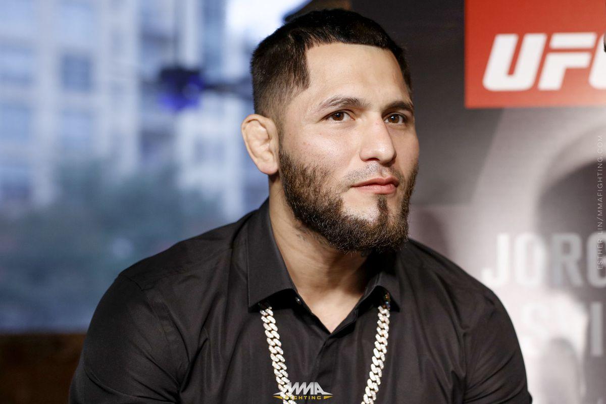 UFC 211 Media Day Photos