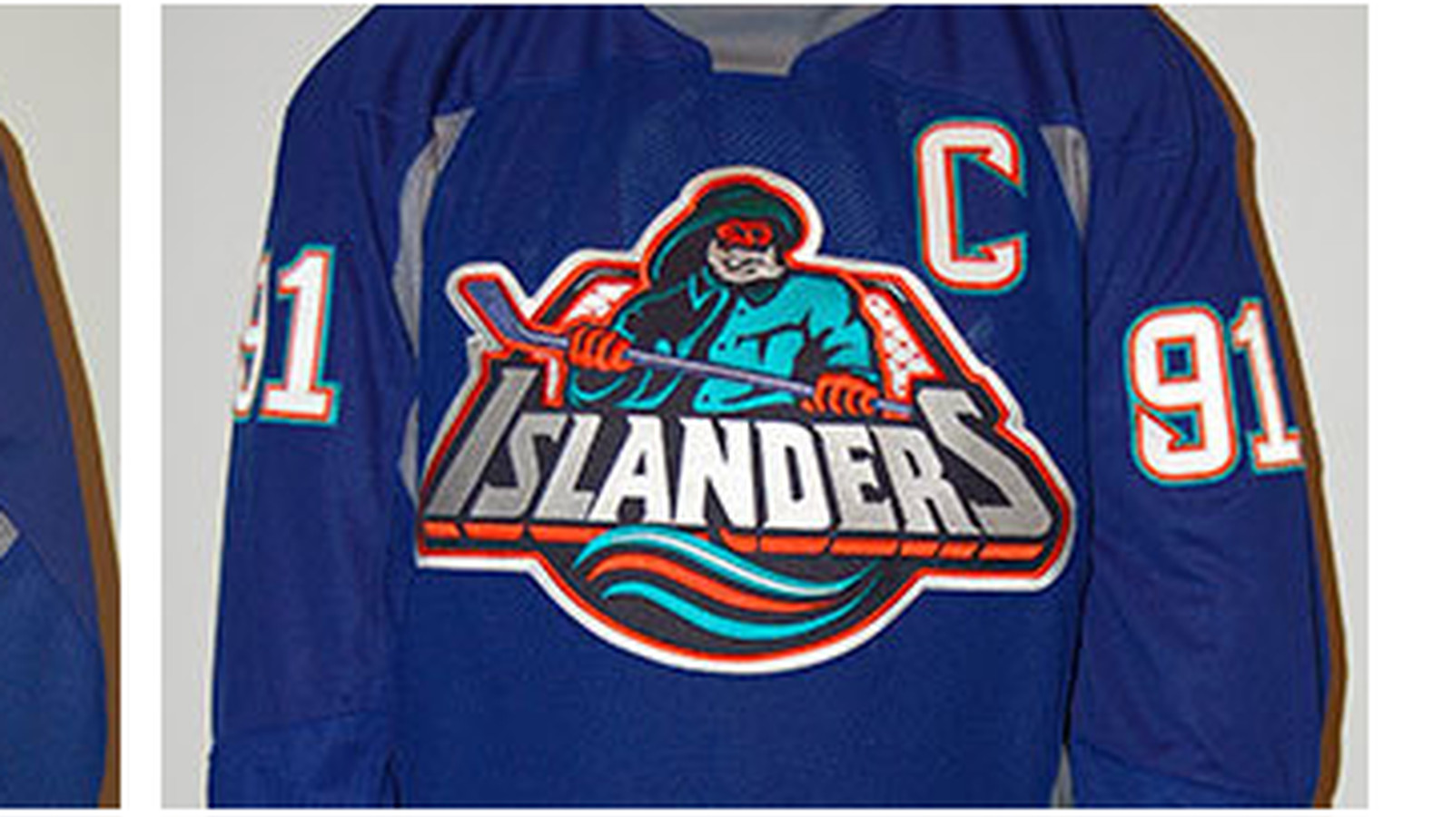 New York Islanders Fisherman Jersey 2015