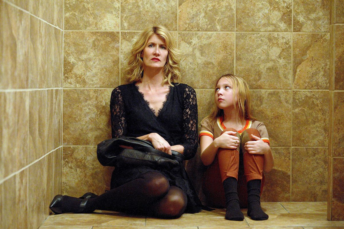 Laura Dern and Isabel Nelisse in The Tale