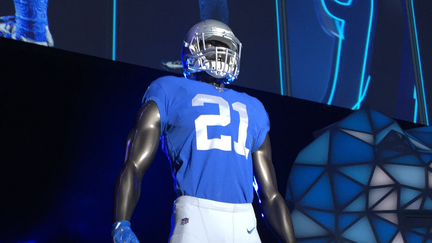 f9d73a5839b Detroit Lions uniform reveal results in record-breaking pageviews for team  - Pride Of Detroit