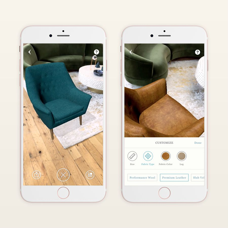 Anthropologie smartphone app now features augmented reality - Curbed