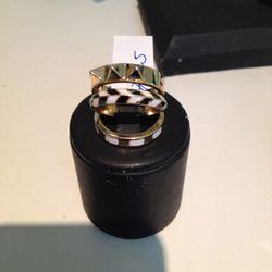 Ring set, $25