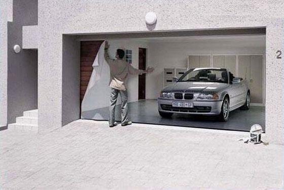 11 Awesome Garage Doors