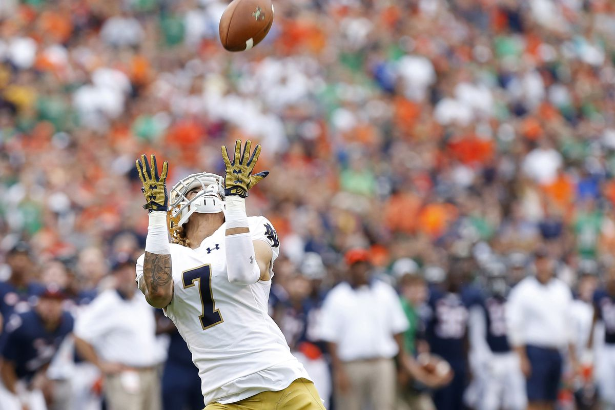 Notre Dame Fighting Irish Football Schedule - Official ...