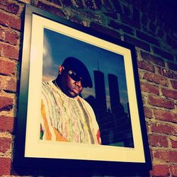 The Notorious B.I.G. by Chi Modu