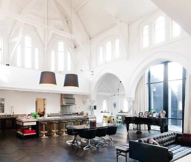Spectacular Converted Church In London Wants $15.7M