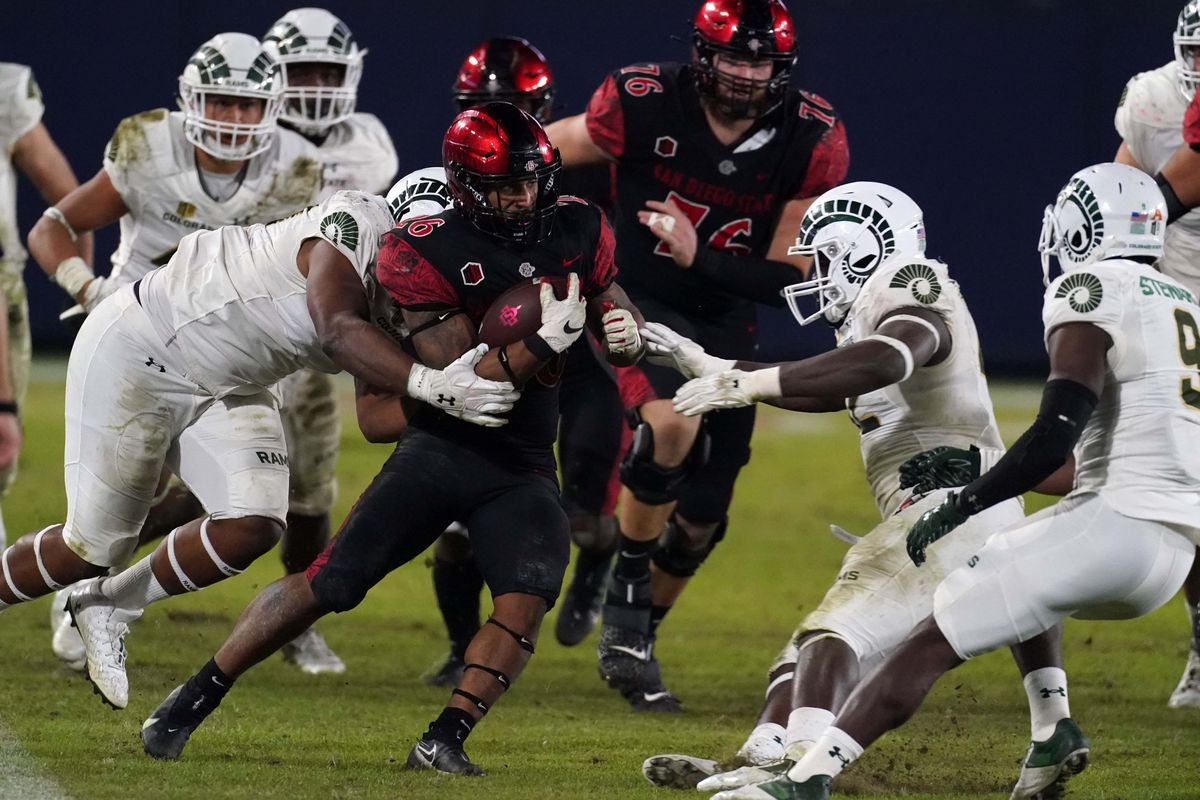 NCAA Football: Colorado State at San Diego State