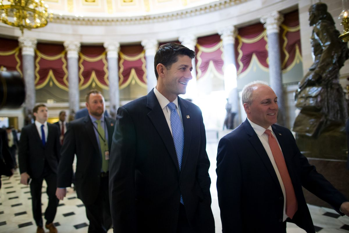 it's official: house republicans passed a bill to repeal and