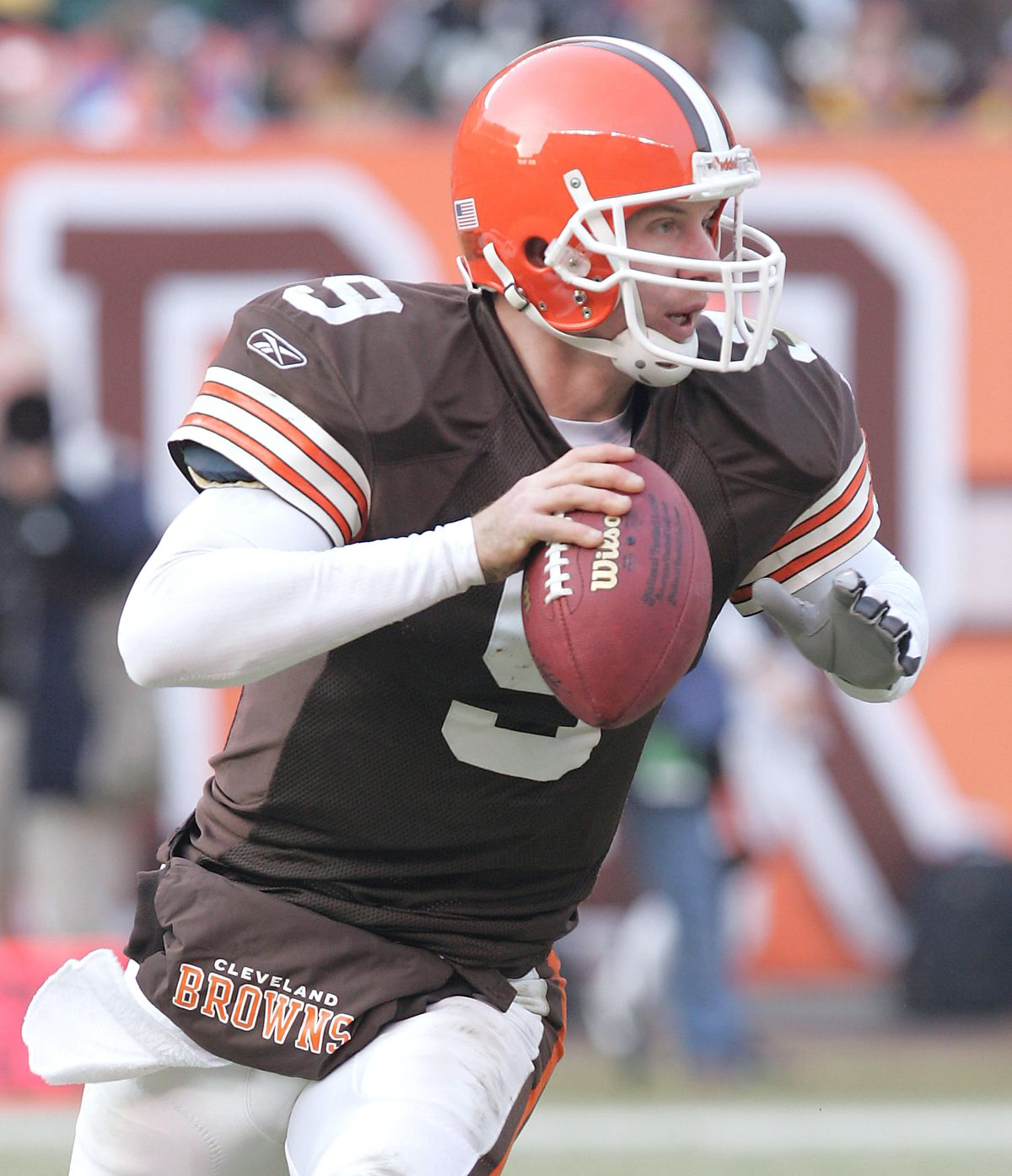 Pittsburgh Steelers vs Cleveland Browns - December 24, 2005
