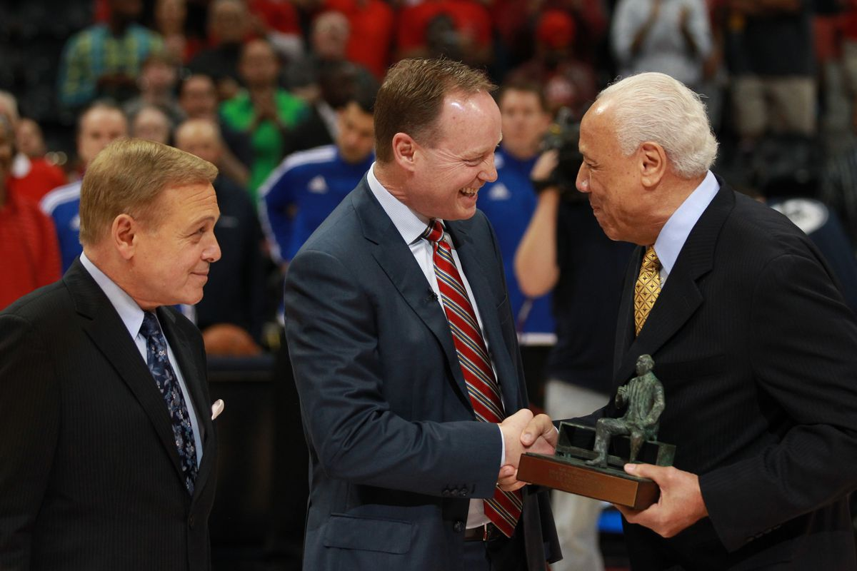 Lenny Wilkens We have the best chance to date Sonics Rising