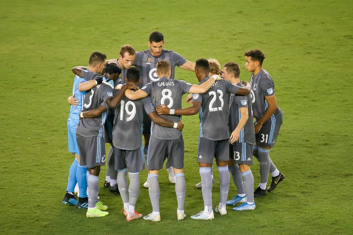 SOCCER: SEP 11 MLS - Minnesota United FC at Houston Dynamo