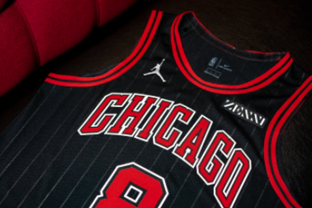 tubería Palmadita lago  Bulls uniforms will carry Michael Jordan's Jumpman logo - Chicago Sun-Times
