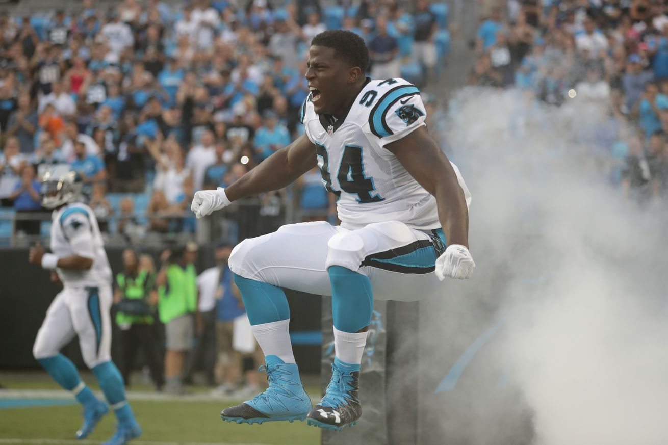 Kony Ealy's time in Oakland ends before really even began
