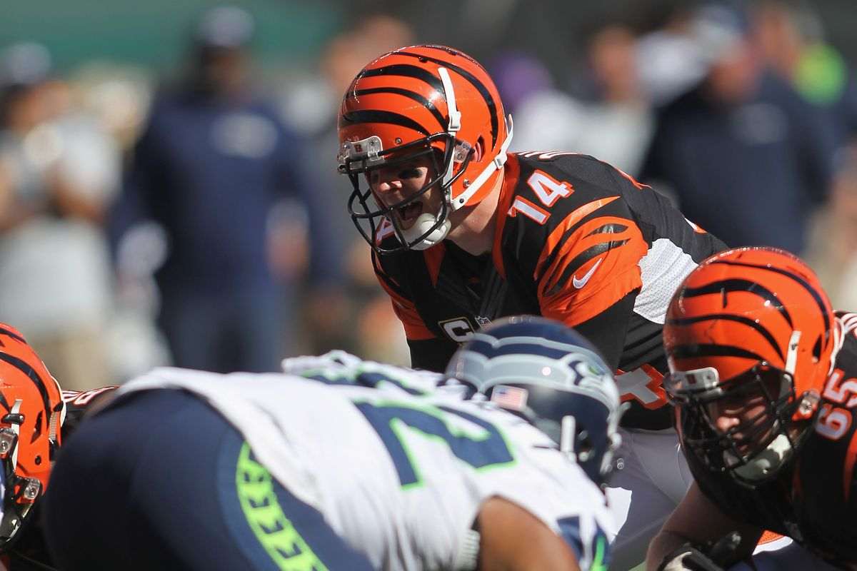 super popular 87ef0 d6a27 Cincinnati Bengals vs. Seattle Seahawks 2019: NFL Week 1 ...
