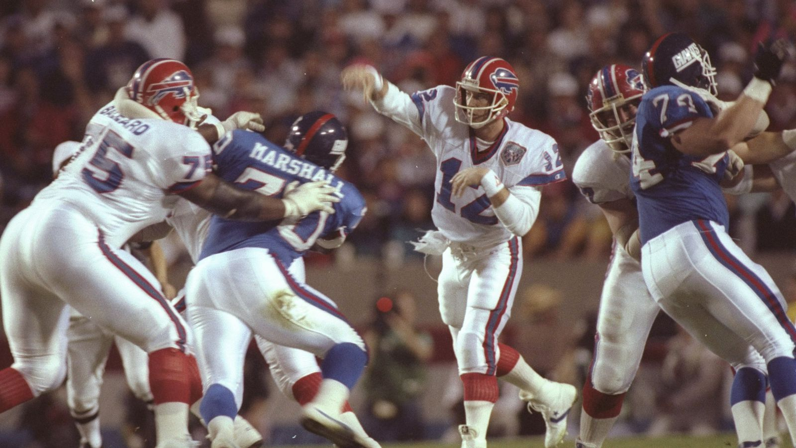 Super Bowl Bills to receive '30 for 30' treatment