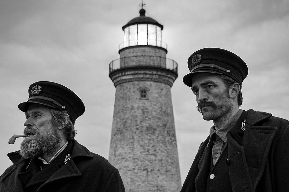 Image result for The Lighthouse, 2019