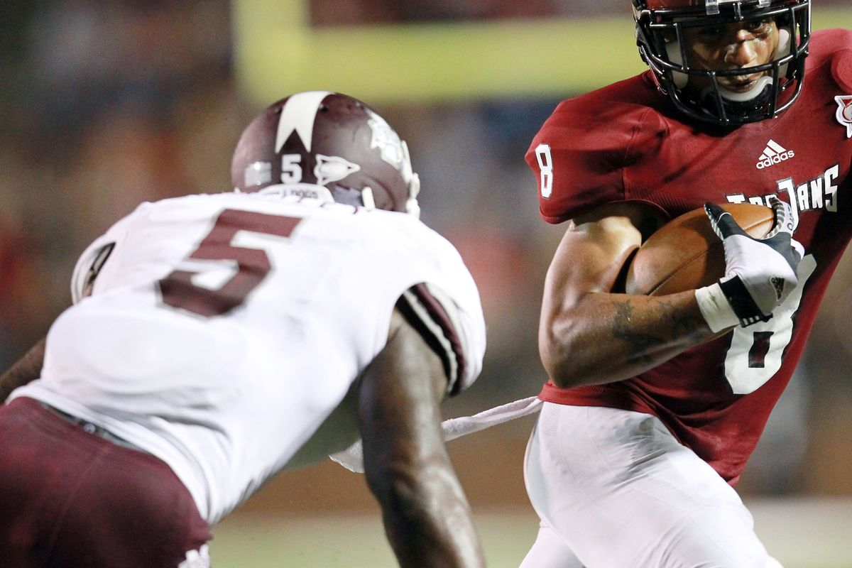 Look for a healthy Nickoe Whitley to return to form in 2013. On the prowl.