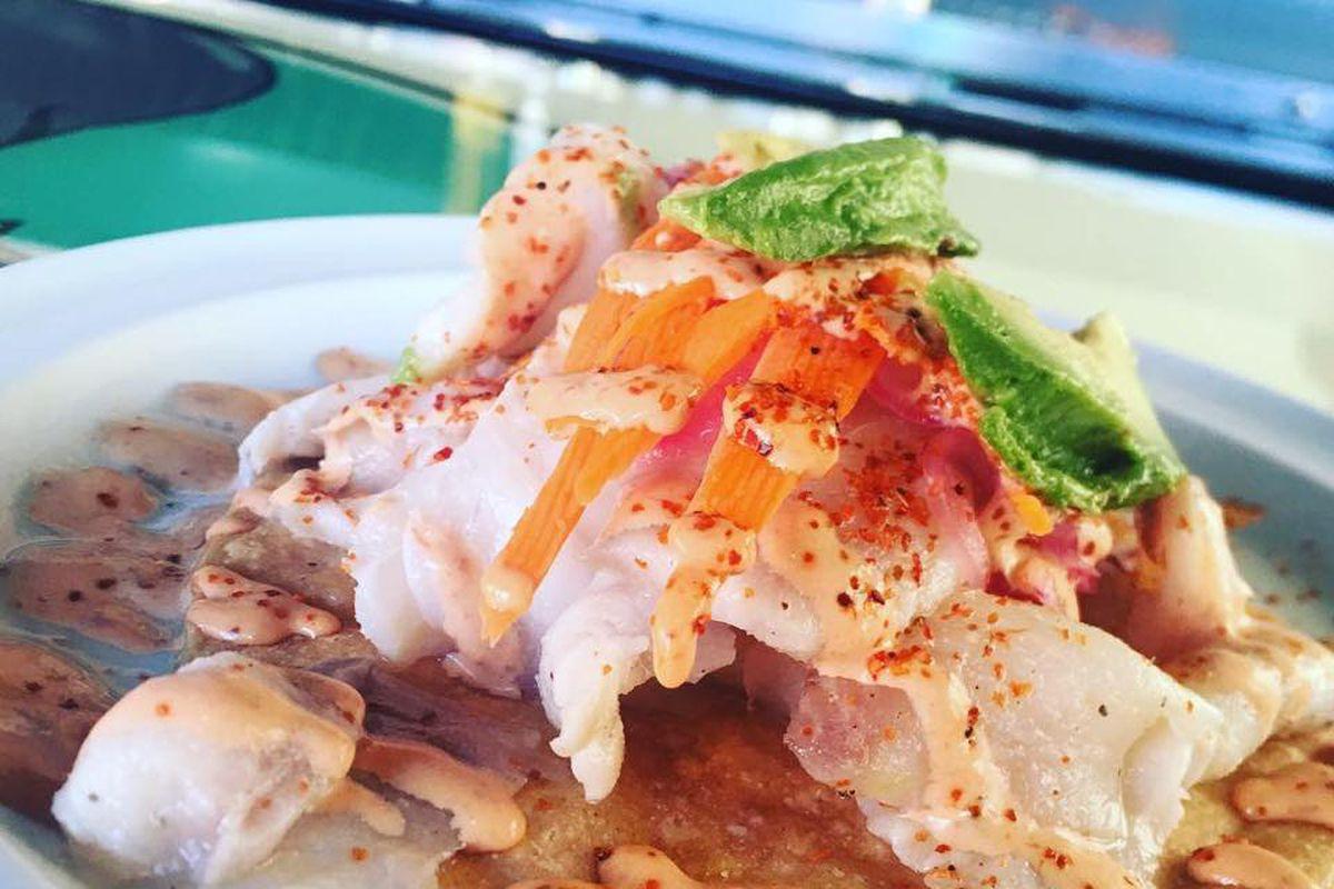 Downtown's Bajamar Seafood & Tacos ...