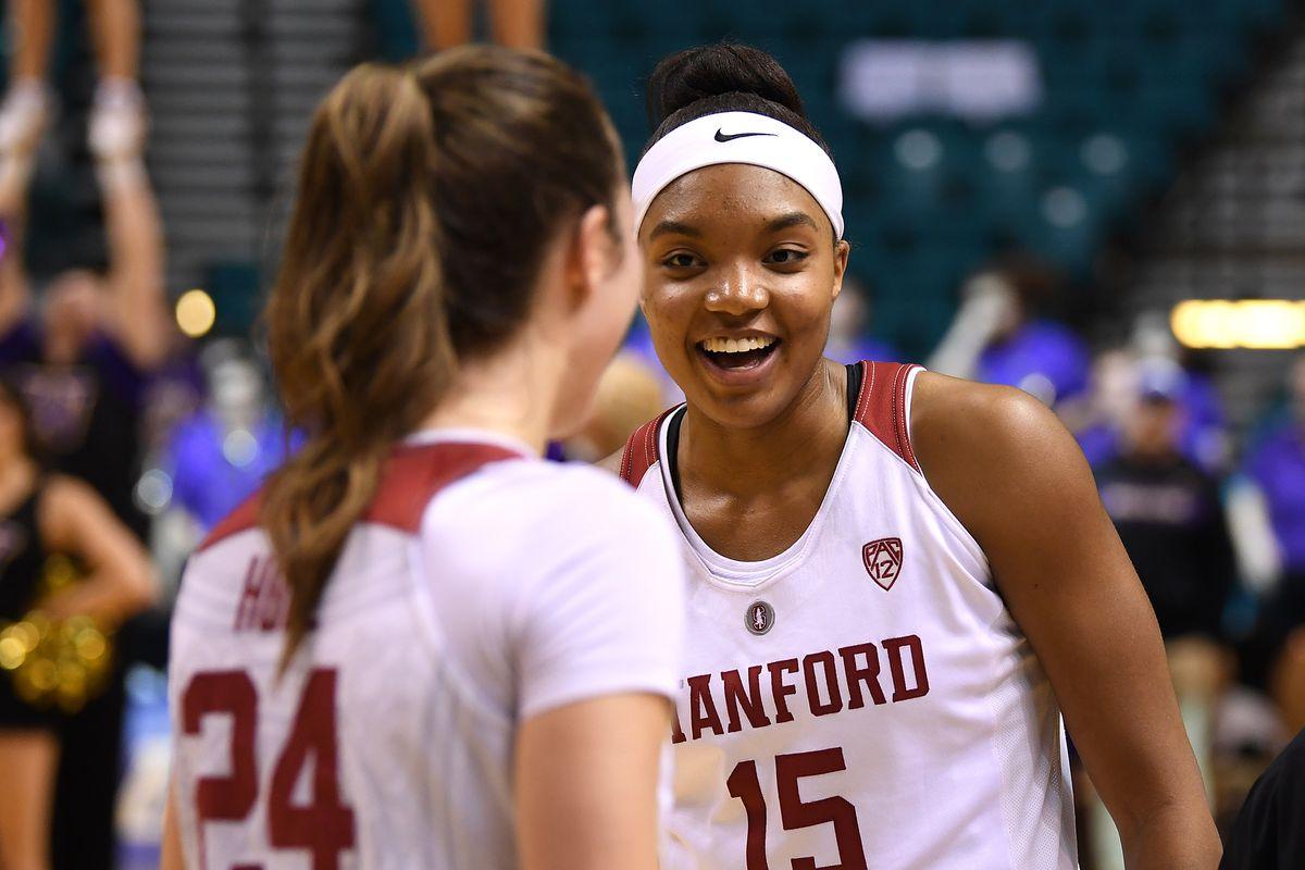 NCAA Womens Basketball: Pac-12 Conference Tournament Washington vs Stanford