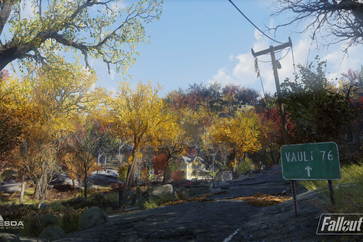 Fallout 76 Desperately Needs Private Servers Polygon