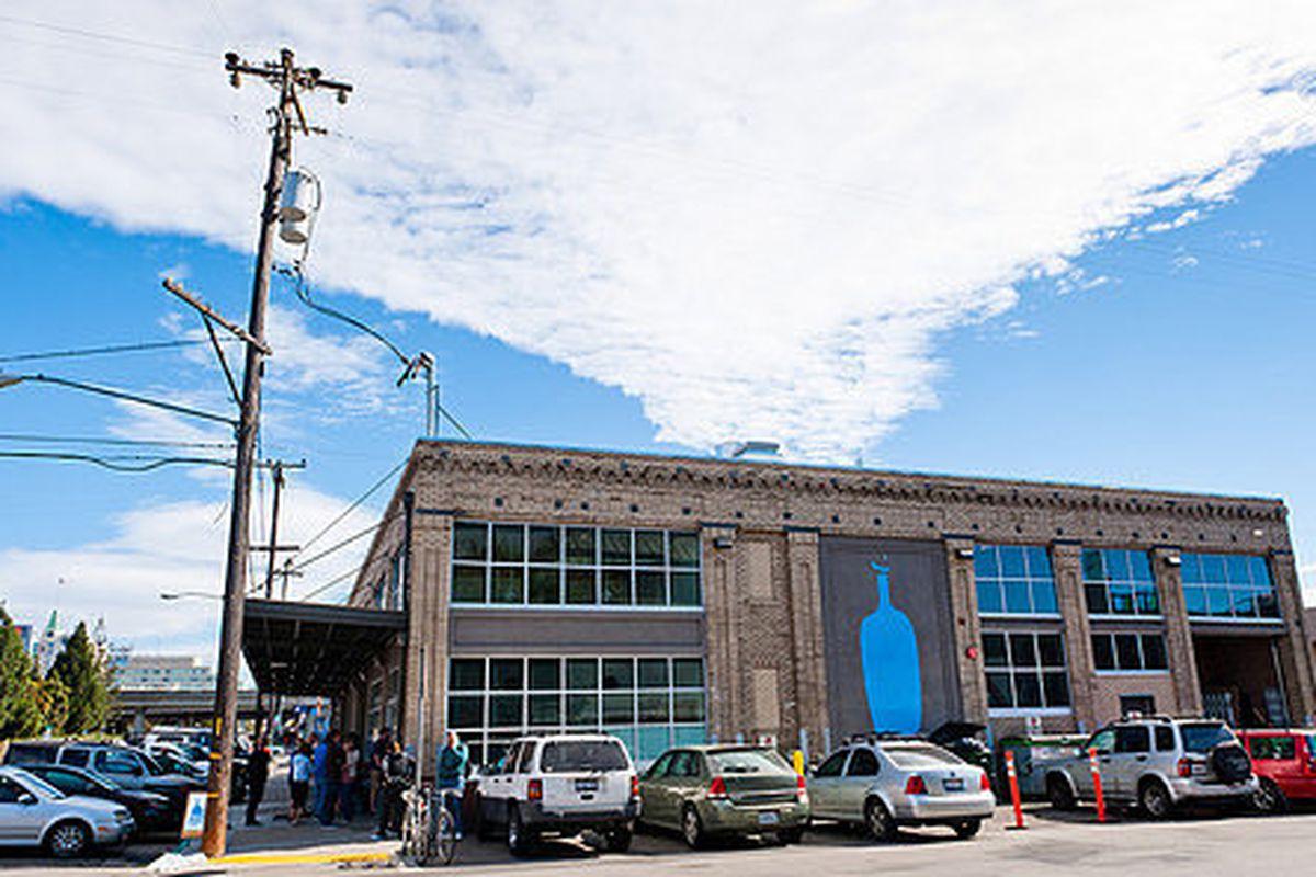 Blue Bottle, Oakland, California.
