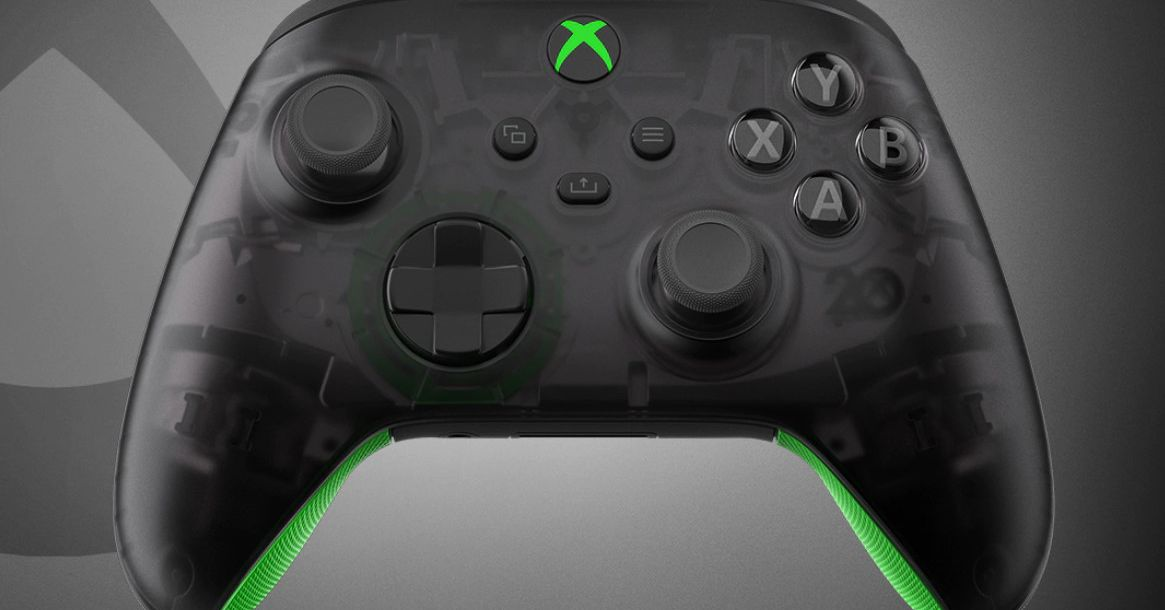 Microsoft is releasing a translucent controller for Xbox's 20th birthday