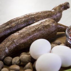 Cassava is a Costa Rican staple.   Ashlee Rezin Sun-Times