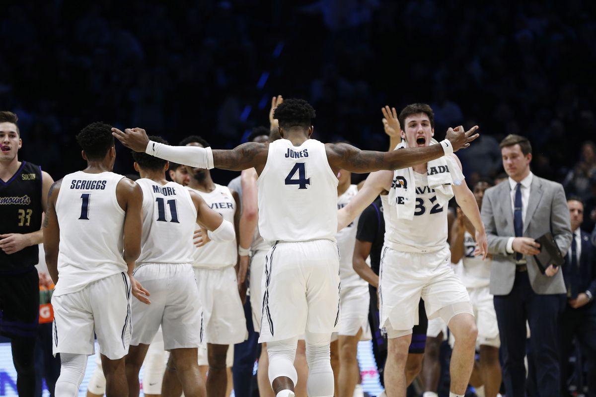 NCAA Basketball: Western Carolina at Xavier