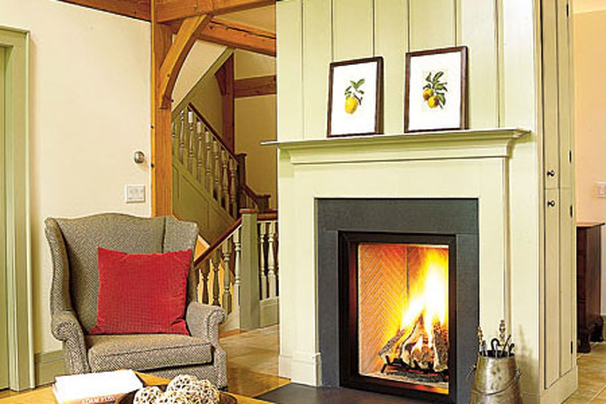 How To Reface A Fireplace Surround And Hearth This Old House
