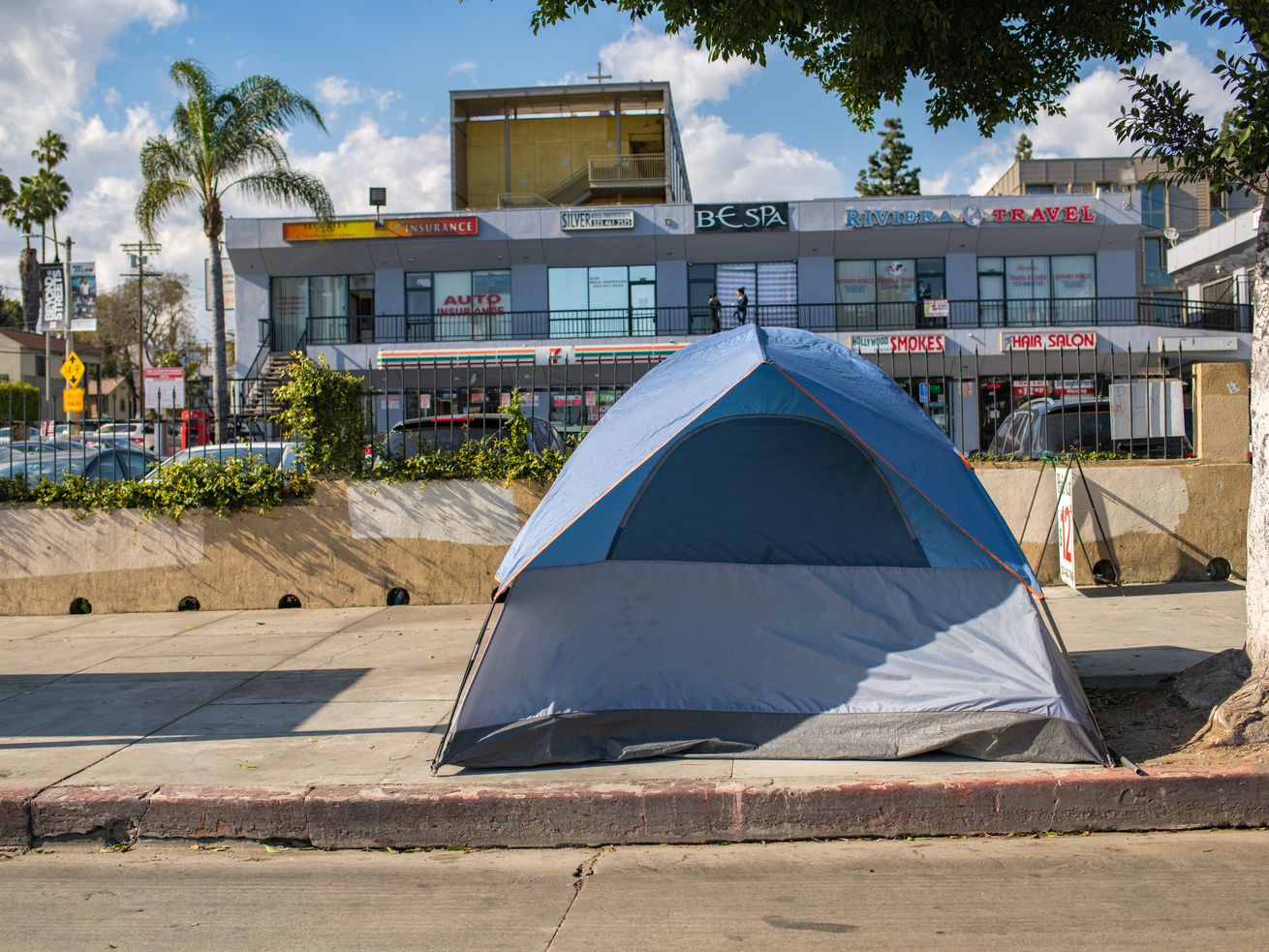 The emergency shelters are meant to homeless provide residents with a place to stay while waiting for permanent housing.