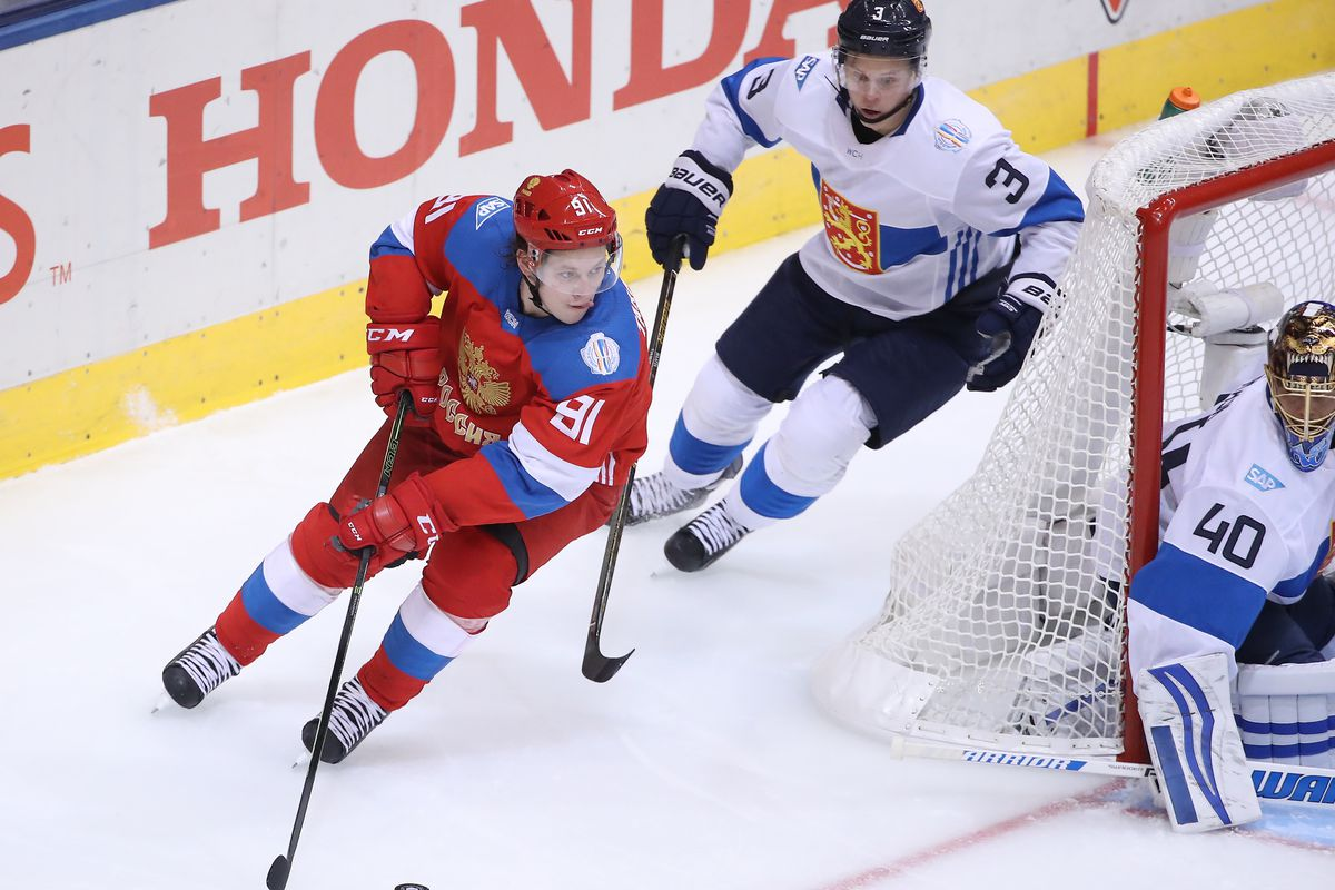 World Cup Of Hockey 2016 - Finland v Russia