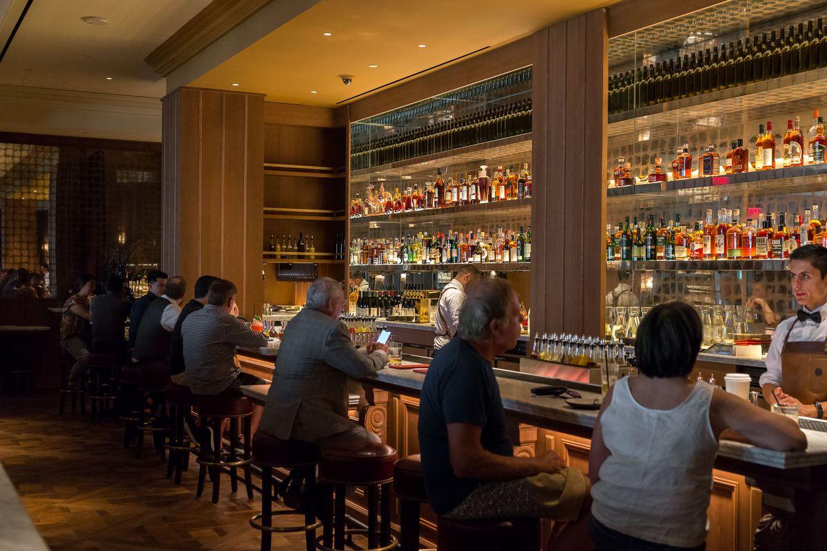 NoMad Bar