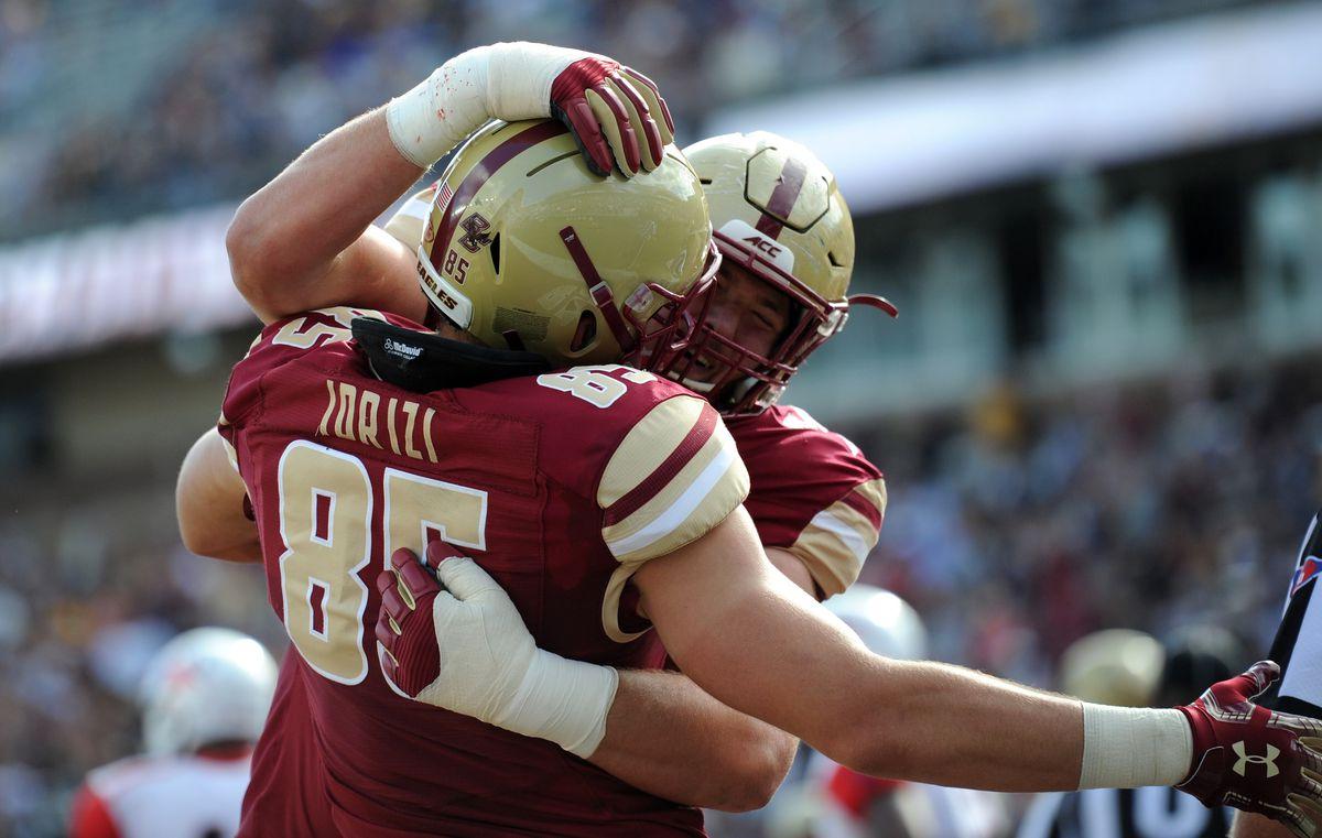 NCAA Football: Richmond at Boston College