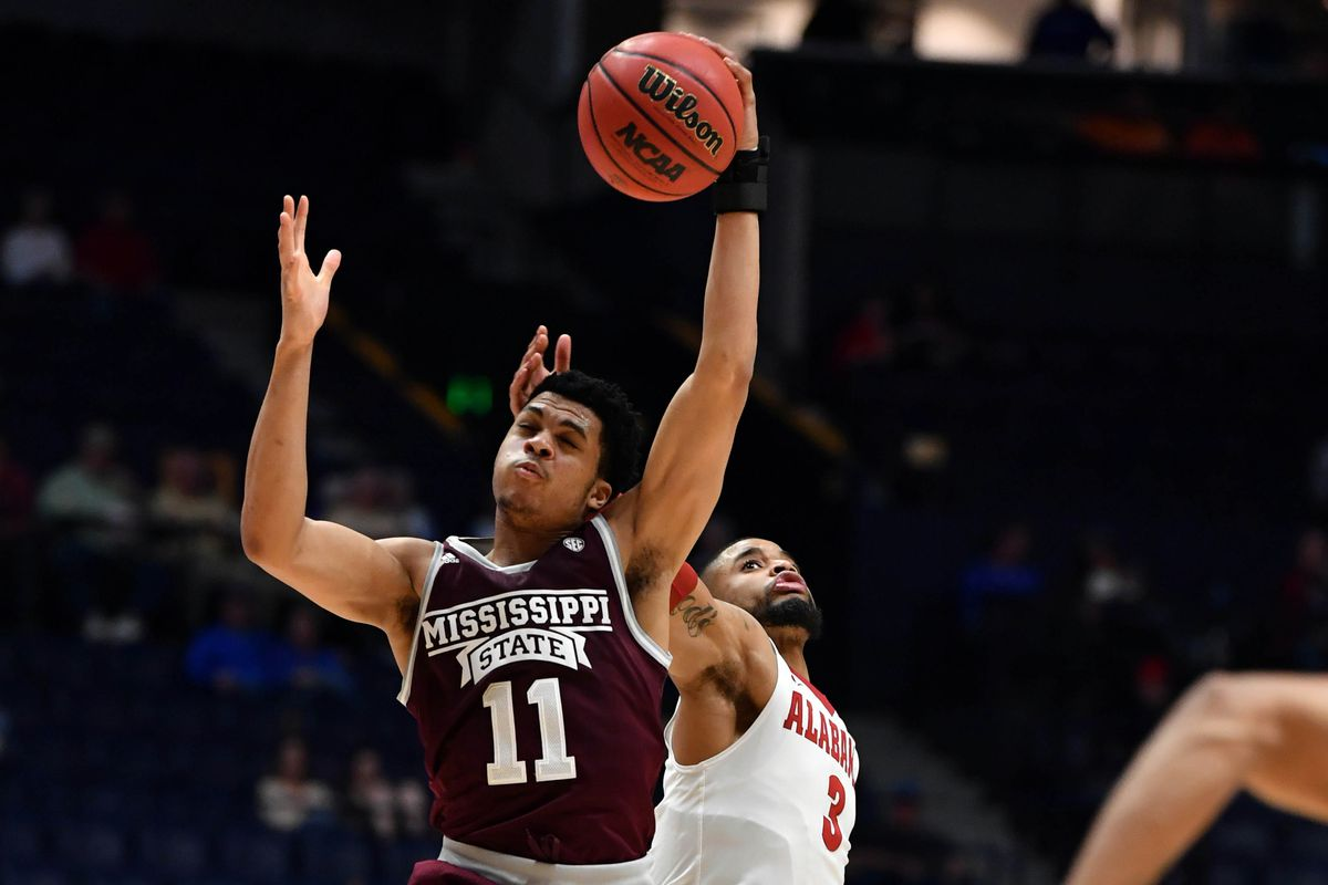 NCAA Basketball: SEC Tournament-Alabama vs Mississippi State
