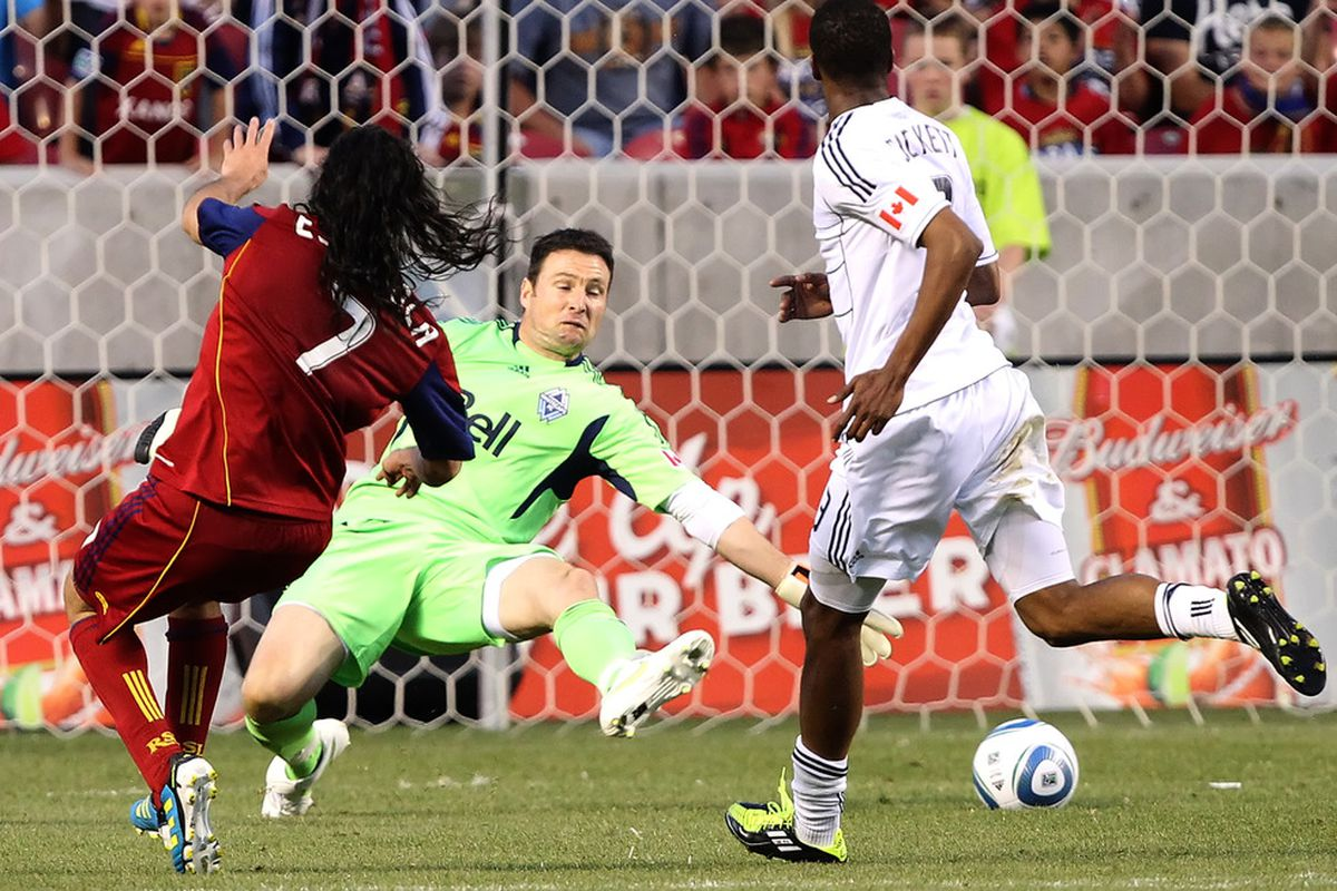 Bilal Duckett was just on the wrong end of too many defensive plays to make it in MLS.