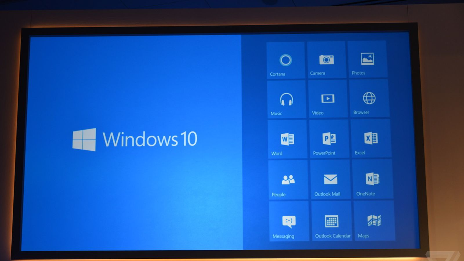 These are windows 10 39 s new desktop features the verge for Microsoft windows 1