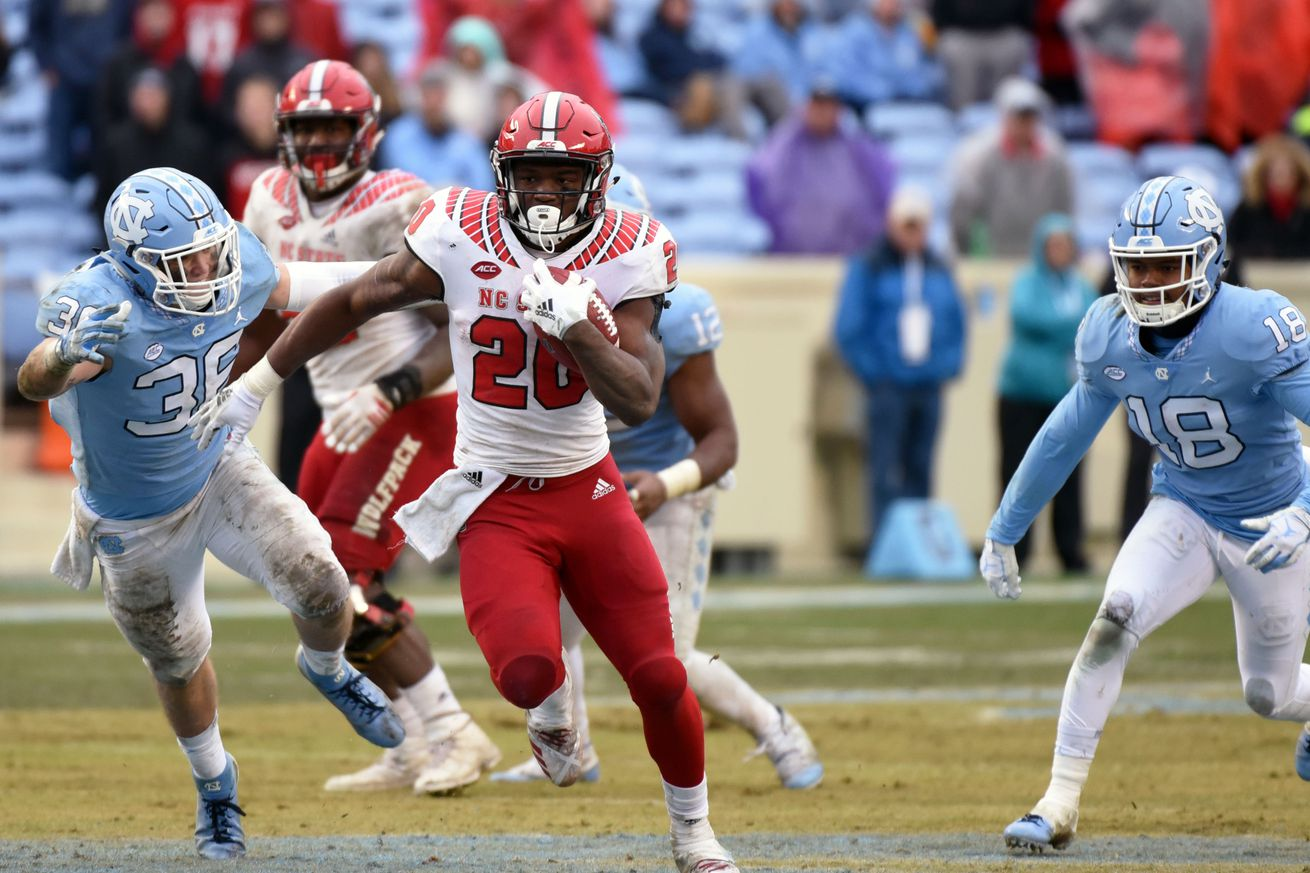 Way Too Early 2019 Roster Depth Chart Projections Backing